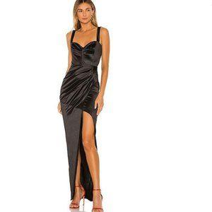 NWT Nookie Slay Gown in Black Size Medium